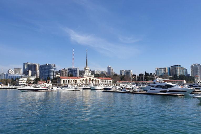 Аренда яхт в Сочи — главные преимущества